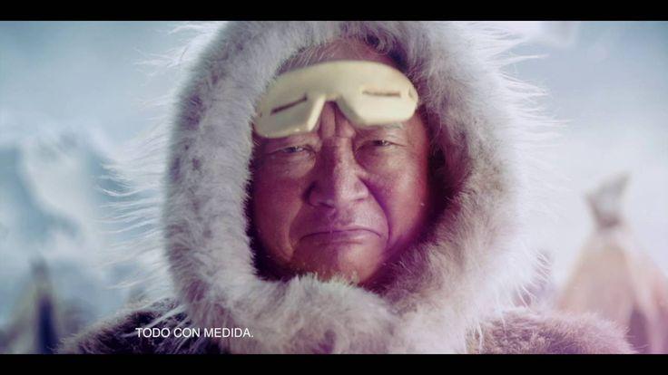 Fiesta sorpresa en el ártico con Bud Light Ritas