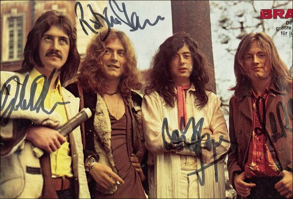 Zeppelin - man, would I love to have this!