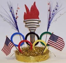Olympic centerpiece