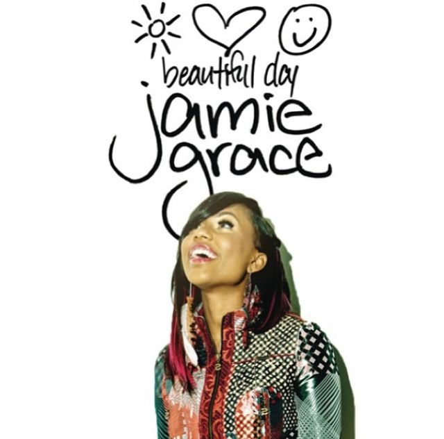 Jamie Grace - Beautiful Day - song by a beautiful young woman.