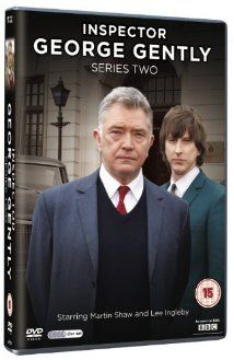 Inspector George Gently - another BBC detective show. This one tends be very heavy, with a little comic relief between the two partners. Set in the 1960s.