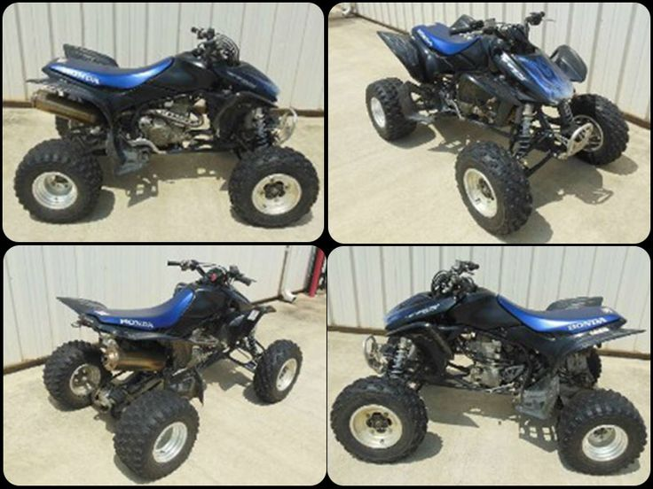 Get the best deal on cheap used 2008 #Honda Trx450r electric start #Four_Wheeler_ATV by Brookhaven Honda Inc in Brookhaven, MS, USA for just $2499 at AtvJunction.Com