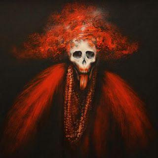 La muerte caliente (2013), de Rafael Coronel (Zacatecas, 1931)