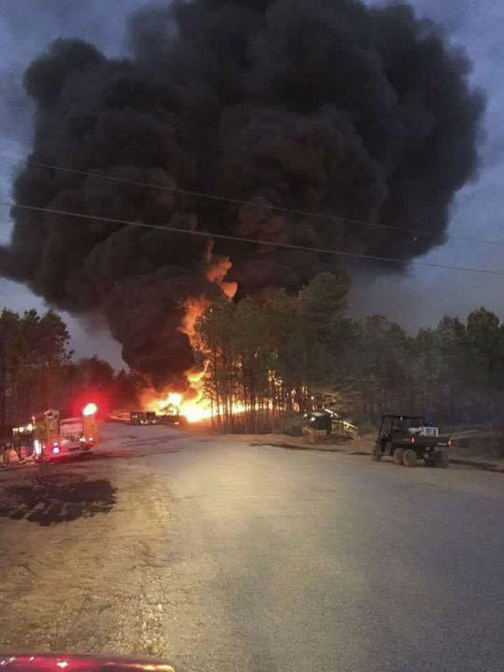 Petrol prices surge in US amid fears of gas and diesel shortages in wake of fatal Alabama pipeline explosion