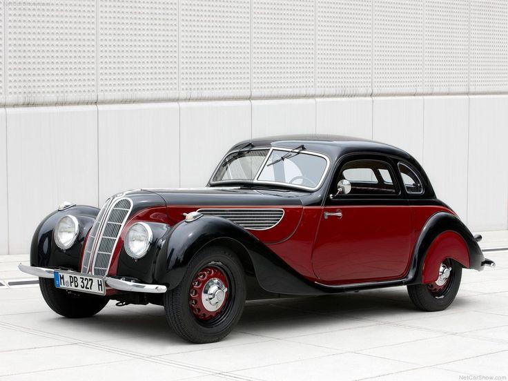 Diaporama Auto : les plus belles BMW de l'Histoire