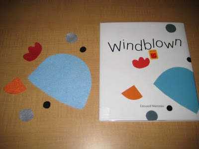 with kiddos @ the library: Flannel Friday: Windblown