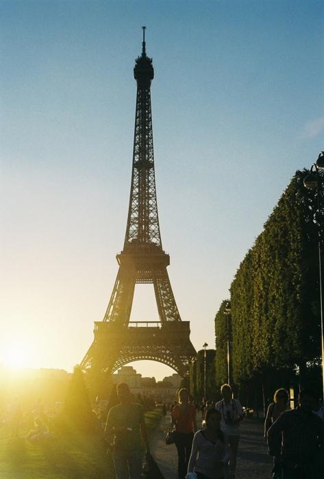 Paris,France...cafe culture, cheese, baguettes