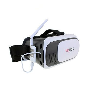 FPV Goggle+5.8G OTG FPV Receiver UVC Capture Card Apm Pix for Android Mobile Phone
