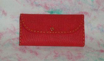 財布の作り方