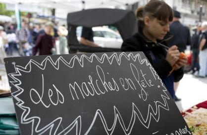 Disco Soupe - grande fête anti-gaspillage alimentaire  Vendredi 31 mai à partir de 18h sur le Marché Bourse (2e) et le dimanche 2 juin à partir de 11h sur le marché Richard Lenoir (Place de la Bastille, 11e)