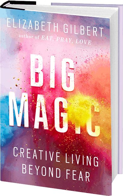 On Big Magic - What Elizabeth Gilbert Got Oh So Right #bookreview