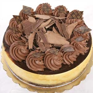 Chocolate Brownie Cheesecake!