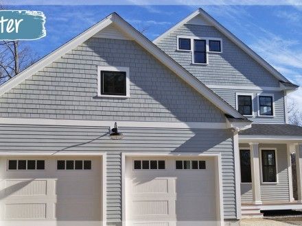 Best Image Result For Hardie Shingle Pearl Gray Exterior 400 x 300
