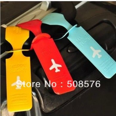 Aircraft  luggage  tag/Strip
