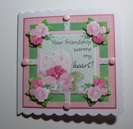Mini Kit Friendship on Craftsuprint - View Now!