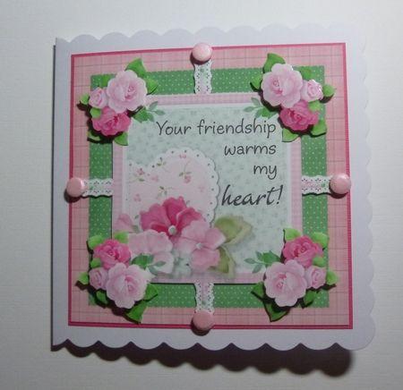 Mini Kit Friendship on Craftsuprint - View Now!