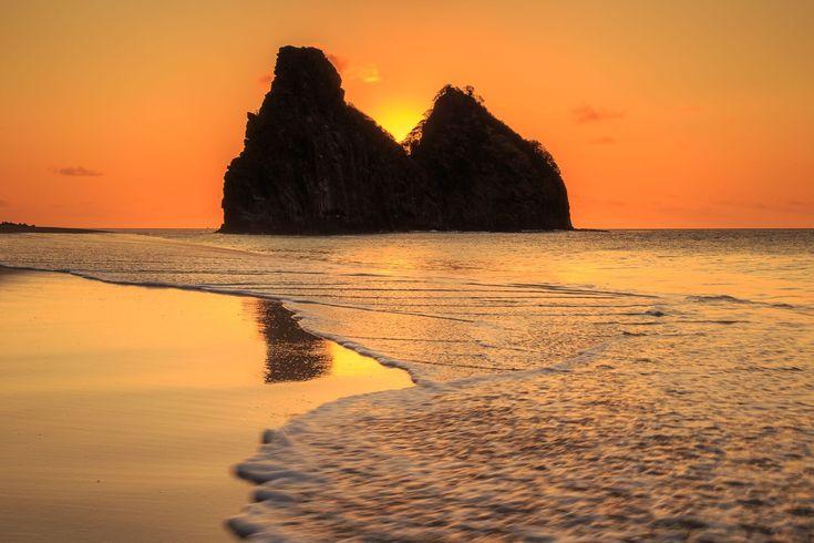 Por do sol em Noronha - Fernando de Noronha - Wikipedia