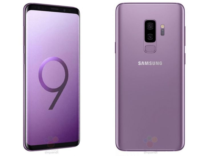 Samsung Galaxy S9 and S9 Plus European prices have leakedbut theyre weird