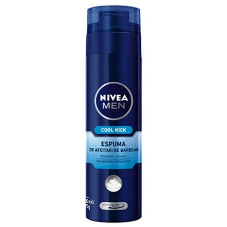 Espuma de Barbear Cool Kick - Nivea