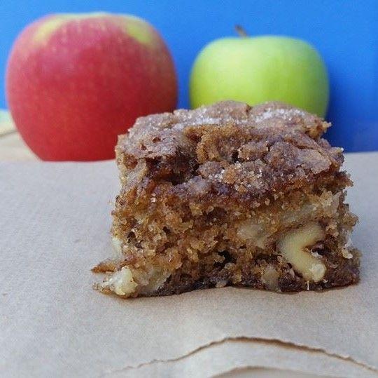 apple-brownies | Recipes - Sweet Things | Pinterest
