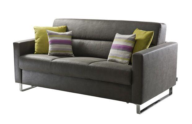 #Canapé #Convertible New York de chez #Diva Un confort ferme et des pieds design ! Chez #Raphaele #Lyon #Meubles