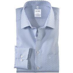 Feb 4, 2020 - Olymp Luxor Hemd, comfort fit, New Kent, Bleu, 42 Olymp