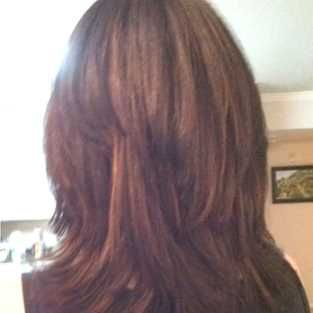 step cut hairstyle for straight hair back view - http://www.gohairstyles.net/step-cut-hairstyle-for-straight-hair-back-view-11/