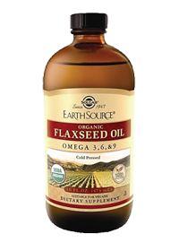 Organic Flaxseed Oil Omega 3, 6 & 9 16 Liquid at the Vitamin Shoppe #flaxseed #vitaminshoppe