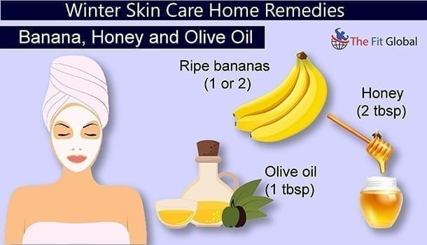 9 Winter Skin Care Home Remedies Easy Face Packs For Winter In 2020 Skin Care Home Remedies Winter Skin Care Dry Skin Remedies