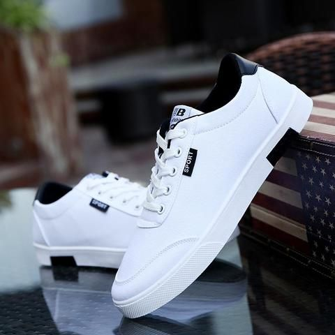 casual shoes … | White sneakers men