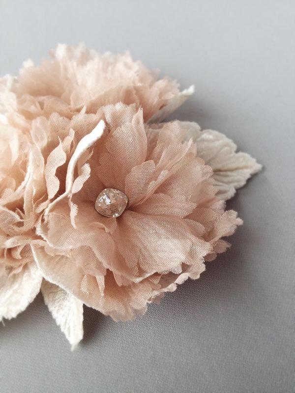 blush pink florals.
