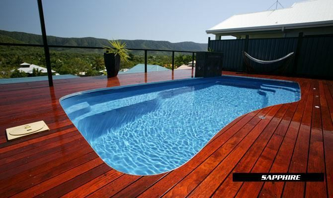 Pool Decking Design Ideas - Get Inspired by photos of Pool Decking Designs from All Landscape Supplies - Australia | hipages.com.au