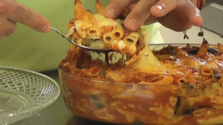 Pasta Al Forno! Check out our video below!