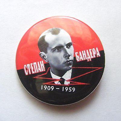 New badge for the pin. National hero of Western Ukraine - Stepan Bandera. #Newbadge #metallicbadge #anniversarybadge #badgepin #badge #pin #Nationalhero #WesternUkraine #StepanBandera