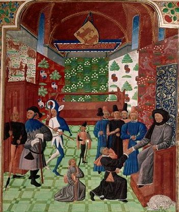 froissart reporter of the middle ages 10 swashbuckling mercenaries who ravaged medieval europe  recorded by french chronicler froissart, with whom had a chance meeting at a hostel in the .