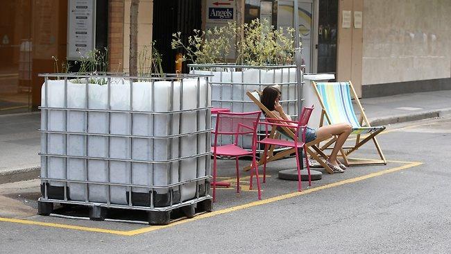outdoor dining - Splash Adelaide
