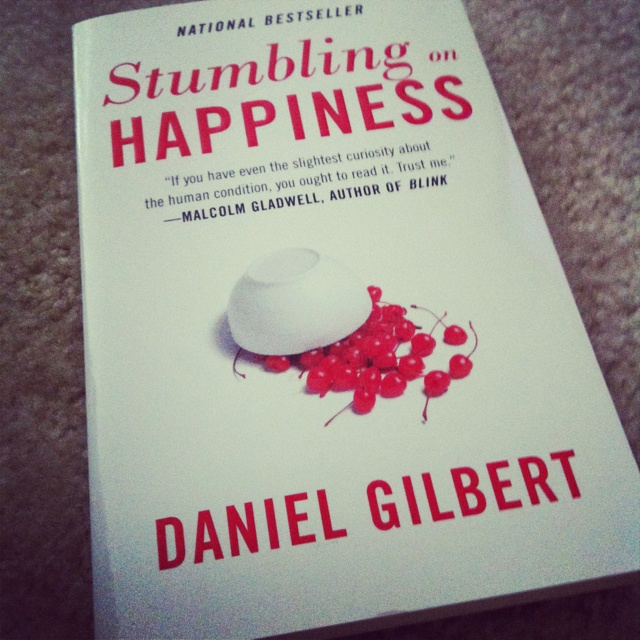 daniel gilbert stumbling on happiness Free pdf download books by daniel gilbert in this fascinating and often hilarious work, pre-eminent psychologist daniel gilbert shows how - and why - the majority of us have no idea how to make ourse.