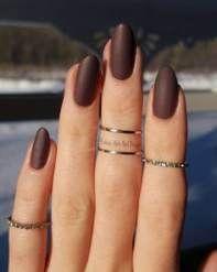 Super Nails Oval Lila Ringe 21+ Ideen – :::: Nail Nail ::::