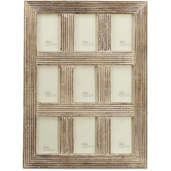 Fundo Wood 9 Window ($74) ❤ liked on Polyvore featuring home, home decor, window treatments, windows, rustic wood home decor, wooden window treatments, rustic home decor, rustic window treatments and wooden home decor