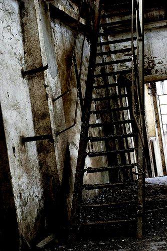 stairs -  claudio rossi