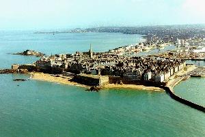 To go: St. Malo, Bretanha