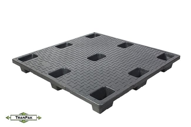 Kangaroo 45x45 Plastic Pallet for export and shipping