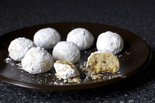 castagne arrostite i cookie