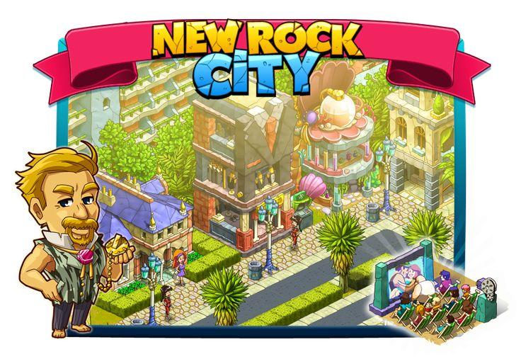 New Rock City: Summer Sale