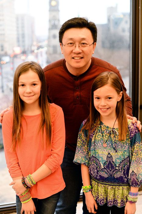 Loom Love Meets Rainbow Loom Inventor Choon Ng & Family!at Thursday night's detroit  start up grind session. needless to sat ,it was a thril !!!!!!!!!!!!!!!!!!!!!!