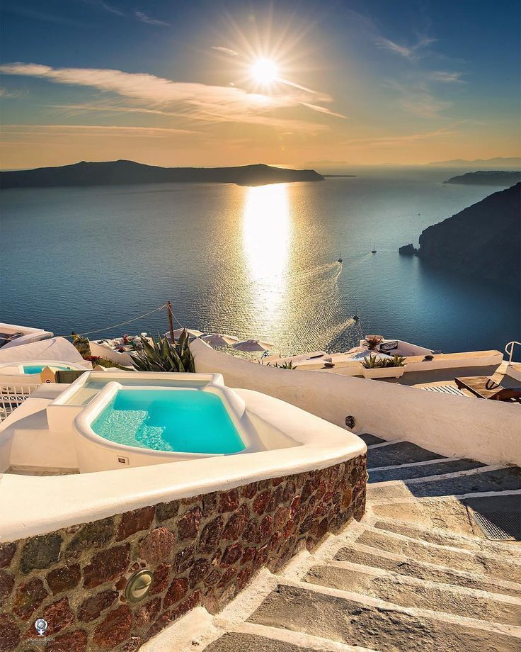 Santorini vast beauty