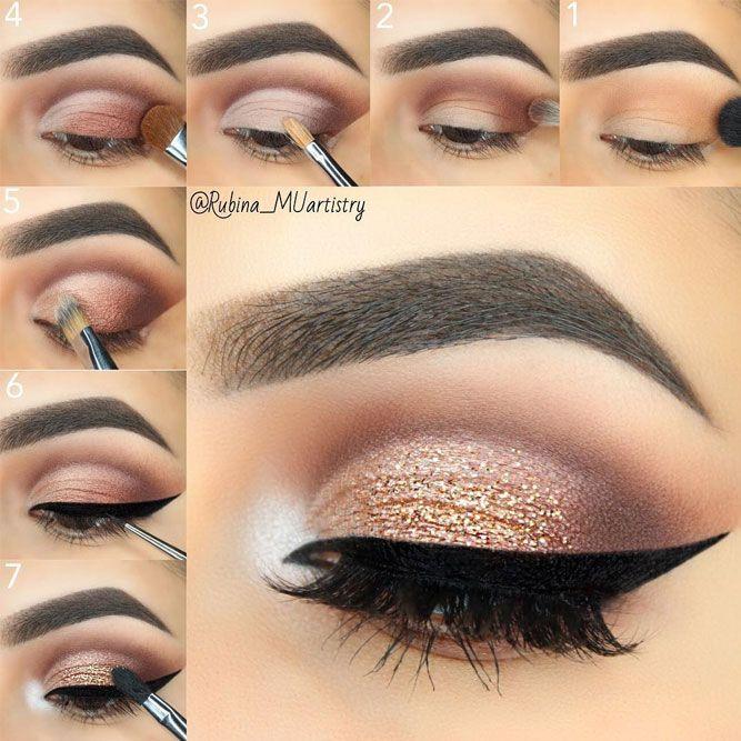 Augen Make-up Tutorials, um Ihre Schönheit auf die nächste Ebene zu bringen ★ Weitere Informationen: Glamina …   – beauty xxxx
