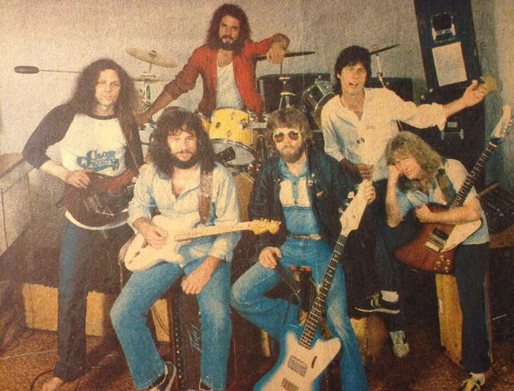 Allen Collins Band. Jimmy Dougherty | yum from the drum ...