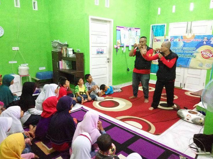Bersama FIM di Padang