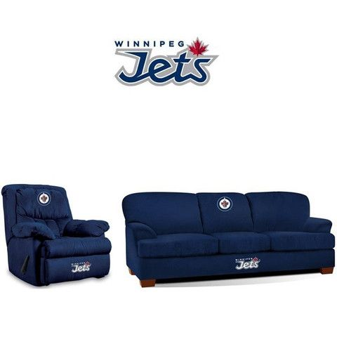 Use this Exclusive coupon code: PINFIVE to receive an additional 5% off the Winnipeg Jets Microfiber Furniture Set at SportsFansPlus.com